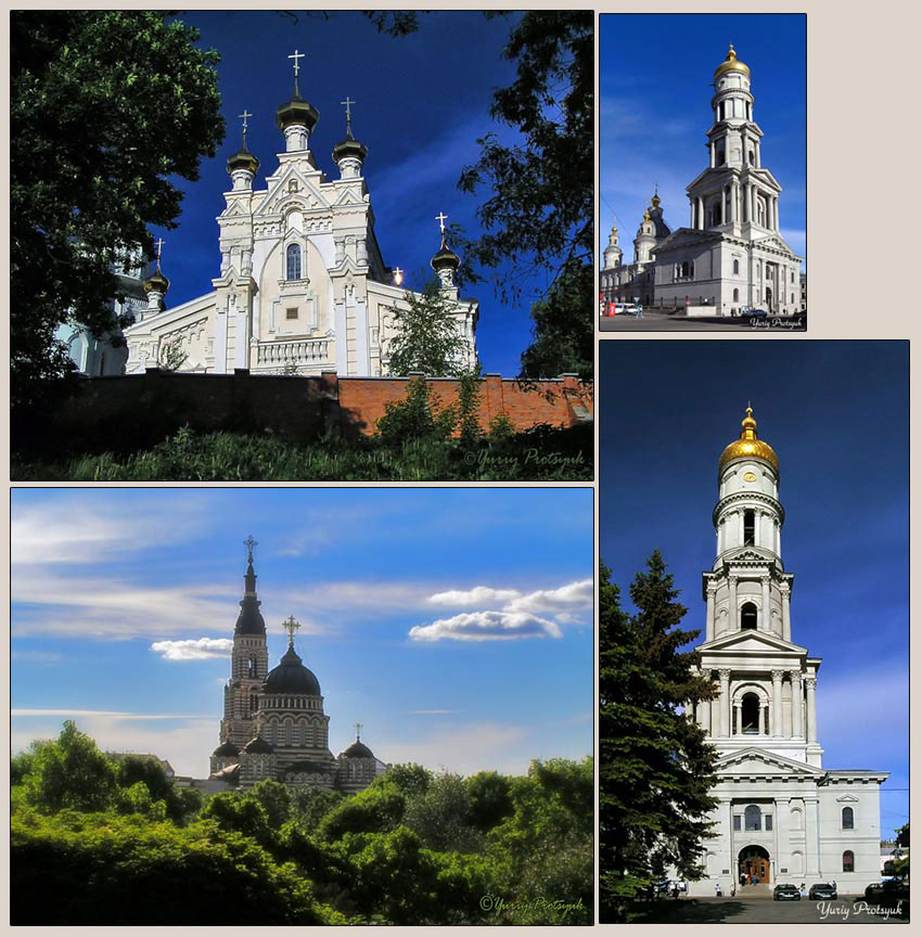 This are our famous churches